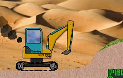 Curse cu Excavatorul