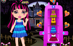 Copilul Monster High