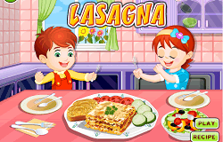 Gateste Lasagna