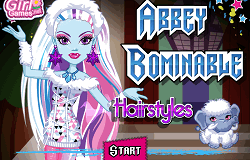 Abbey Bominable la Salon