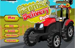 Livrari cu Tractorul