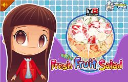 Prepara Salata de Fructe
