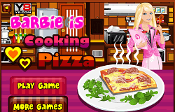 Barbie Gateste Pizza 2