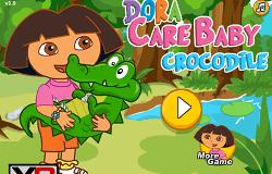 Dora si Crocodilul