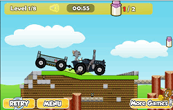 Tractorul Tom si Jerry
