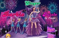 Vedeta Barbie Puzzle