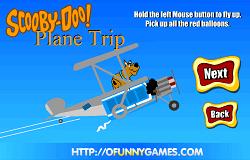 Scooby Doo cu Avionul