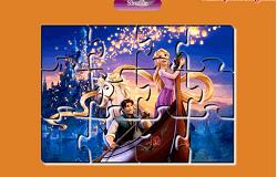 Rapunzel Aranjeaza Piesele