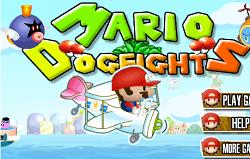 Mario si Avionul de Lupta