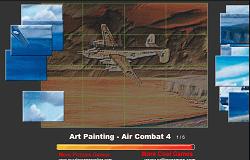 Avion de Razboi Puzzle