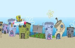 SpongeBob cu Avionul