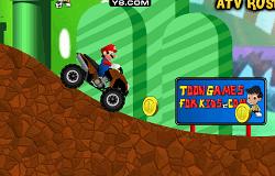 Mario cu Atv-ul