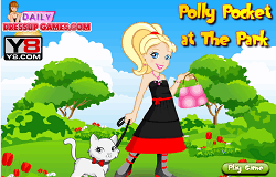 Polly Pocket in Parc