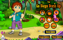 Diego Dress-up