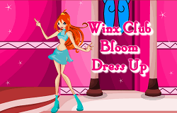Bloom Dress-up