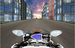 Curse 3d cu Motociclete