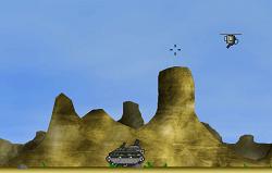 Misiune cu Tancuri in Desert