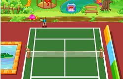 Tenis in Doi