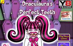 Draculaura la Dentist