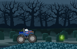 Monster Truck Vs Zombii
