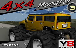 Monstrul 4x4