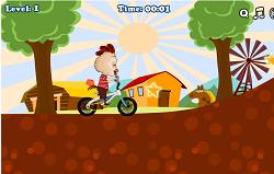 Biciclistul de la Ferma