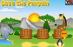 Gaseste Pinguinul