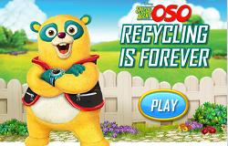 Reciclare cu Agentul Special Oso