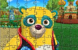 Agentul Special Oso Puzzle