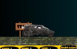 Curse cu Batman 2