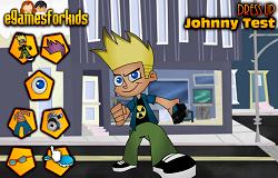 Imbraca-l pe Johnny test