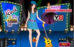 Hannah Rock Star