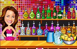 Hannah Montana la Bar