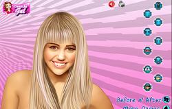 Imbrac-o pe Hannah Montana