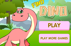 Gaseste Dinozaurul