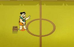 Dodgeball cu Fred Flinstone