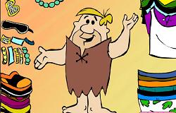 Imbraca-l pe Barney Rubble
