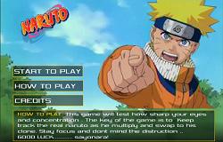 Gaseste-l pe Naruto