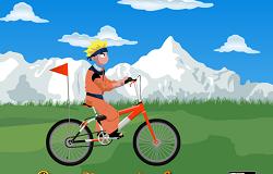 Naruto cu Bicicleta