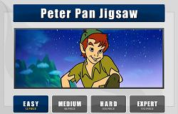 Puzzle cu Peter Pan