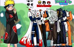 Imbraca-l pe Naruto