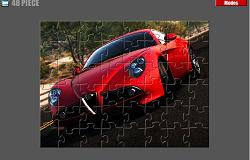 Alfa Romeo Puzzle