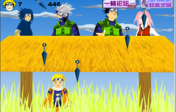 Antrenamentul lui Naruto