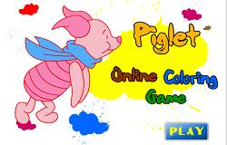 Coloreaza-l pe Purcelus