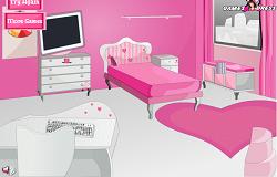 Dormitorul Barbie