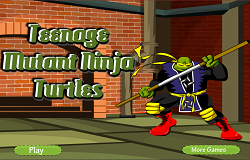 Imbraca Testoasa Ninja