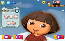 Dora Make-up