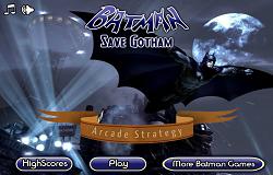 Batman Salveaza Orasul