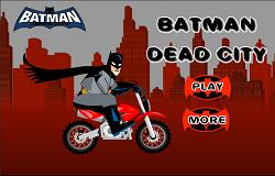Batman cu Motocicleta 2