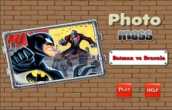Puzzle cu Batman